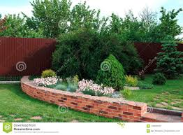 Modern Landscape Design Landscape Design And Its Elements In Photography Stock Photo