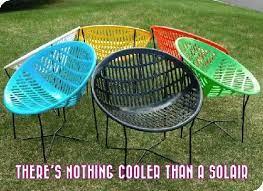 retro style patio chairs
