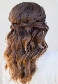 Coiffure Mariage Cheveux Mi Long Invité