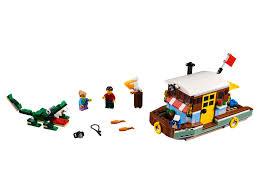 <b>Плавучий</b> дом 31093 | Creator 3-in-1 | <b>LEGO</b>.com RU