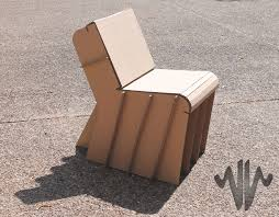 Bryan Tam CAD: Cardboard Chair 25 Designs