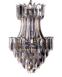image of crystal chandelier definition