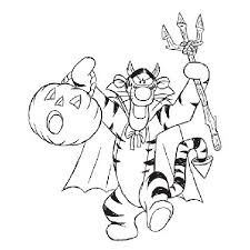 Small Picture 45 best Halloween Colouring pages images on Pinterest Disney