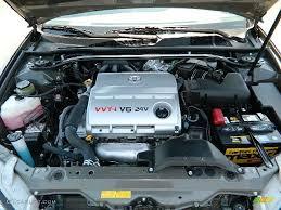 2006 Toyota Camry XLE V6 3.0 Liter DOHC 24-Valve VVT V6 Engine ...