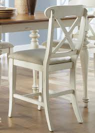 liberty furniture ocean isle xback counter height dining chair