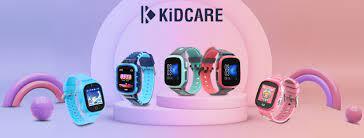 KidCare - Đồng Hồ Thông Minh Trẻ Em - Home