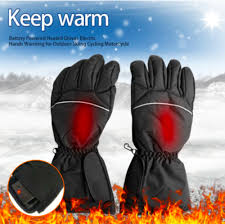 EFINNY <b>Winter Heated Gloves</b> Motorcycle <b>Electric</b> Warm <b>Winter</b> ...