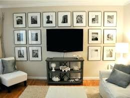 decorating ideas for tv wall wall decor ideas decorate wall behind tv stand