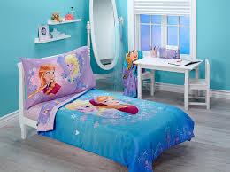 Amazon.com : Disney Frozen Magical Sisters 4 Piece Toddler Bedding ...