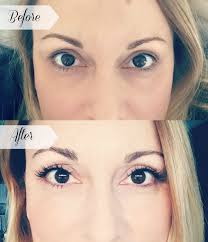 rouge day spa before and after eyelash extensions