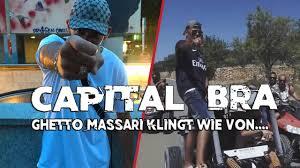 Capital Bra Ghetto Massari Klingt Wie Von Gleiches Sample