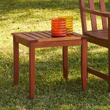 diy outdoor end table ideas
