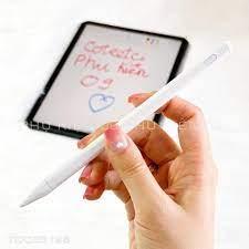 ⛔️BÚT CẢM ỨNG Coteetci Active Stylus Pen ✔️ Cho chất lượng trải nghiệm đến  80% so với apple pencil 2 ✔️ Model: P3 pro ✔️ Pin: Li-polymer 140mAh ✔️ Sản  phẩm gồm :