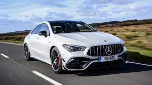 Amg cla 35 coupe $47,850 disclaimer * msrp amg cla 35 coupe; 2021 Mercedes Benz Amg Cla45 Review Top Gear