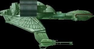 Klingon Bird Of Prey Size Chart