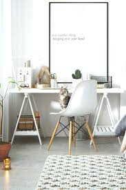 combined office interiors. Home Office Space Bright And Cheerful 5 Beautiful Scandinavian Inspired Interiors Combined Huntingdon I