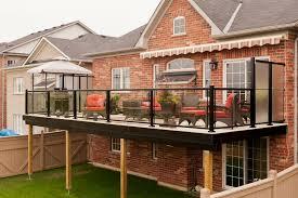 deck railing systems aluminum deck railing ideas indoor and aluminium railings for decks