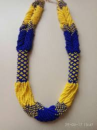 Pin by Ericka Shapiro on Bisuteria   Beaded choker necklace ...