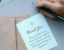 Letter Of Gratitude To Boss Thank You Note To Boss Best Thank You Letter To Manager