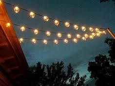 backyard string lighting. 1000+ Ideas About Patio String Lights On Pinterest   \u2026 Backyard Lighting