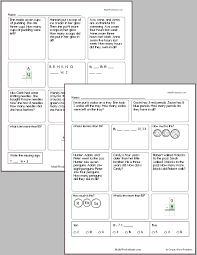 And 138 of the words are dolch sight words. Word Problem Worksheets For 1st Graders Free With No Login Mathworksheets Com