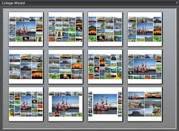 Magnificent Photo Grid Collage Templates