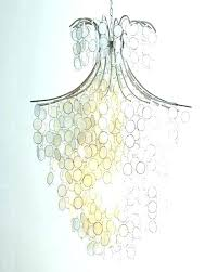 flower chandelier lotus large shell by roost cha awesome worlds away shell fl pendant large traditional for chandelier lotus