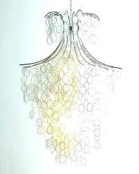 lotus flower chandelier light fixture fixtures large vivaterra cool