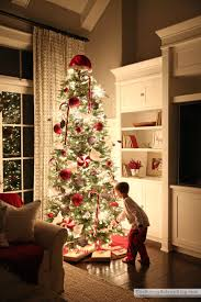How To Decorate A Candy Cane Christmas Tree Our Christmas Tree The Sunny Side Up Blog 31