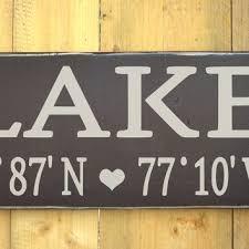 lake house wall art