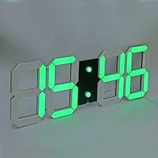 battery operated digital clock led wall clock battery operated digital led wall clock large countdown count
