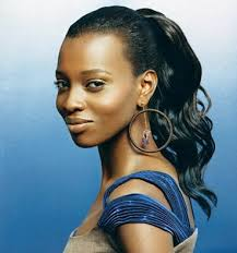 long ponytail quick weave1 100x100 quick weave ponytail hairstyles