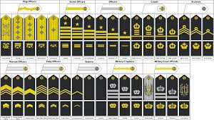 cwo navy ranks in the navy of most countries enlisted info