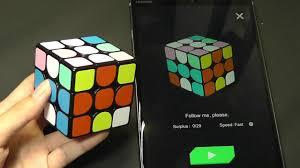 REVIEW: <b>Xiaomi</b> Giiker <b>Smart Rubik's</b> Cube (Bluetooth)! - YouTube