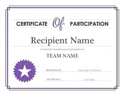 Award Certificate Templates Free Attendance Award Certificate Templates Emmaplays Co