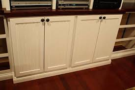 shaker style cabinet doors. Shaker Style Cabinet Doors With Beadboard Panels E