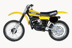 yamaha 125 dirt bike. 1979 yz125. yamaha 125 dirt bike o