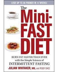 Mini Fast Diet Lose Weight With Intermittent Fasting
