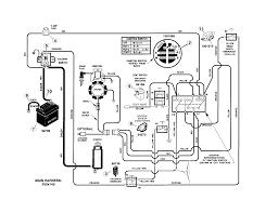 murray tractor wiring diagram diagram Lawn Mower Wiring Schematics Electric Start Lawn Mower Wiring Diagram