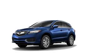 2018 acura crossover. perfect crossover 2018 acura rdx main white image and acura crossover