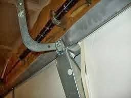 no opener reinforcement bracket installed