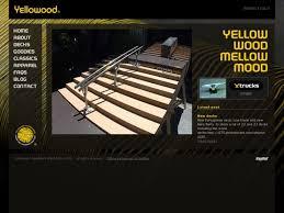 Yellowood Design Yellowood On Cart Craze Ecommerce Website Design