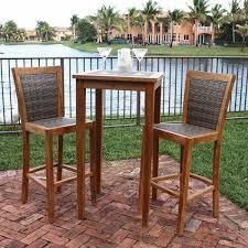 outdoor patio bar sets outdoor patio