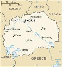 Es ist nicht zu verwechseln mit dem historischen makedonien, der flächenmäßig größten region im norden griechenlands. Nordmazedonien Landkarten Ecoi Net
