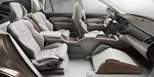 volvo 2015 xc90 interior. volvo xc90 excellence lounge console interior concept 2015 xc90