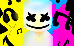 Marshmello Wallpaper Download - Spacecowboy