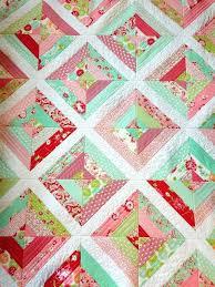 Strip Pieced Quilts Easy Designs Easy Strip Rag Quilt Patterns ... & Strip Pieced Quilt Block Patterns Strip Smart Quilts Patterns Easy Strip  Rag Quilt Patterns ... Adamdwight.com