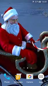 Santa Claus 3d Live Wallpaper For Android Santa Claus 3d