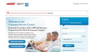 Www Nylaarp Com Service Aarp Life Insurance Account Login