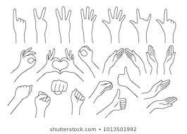 手 祈りのイラスト素材画像ベクター画像 Shutterstock